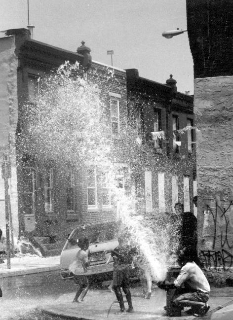 """Philadelphia Fire Hydrant"" by Kwanesum, public domain"